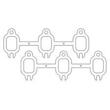 "Cometic Exhaust Manifold Gasket C5725-040; MLS .040/"" for Dodge 5.9L Cummins 12v"