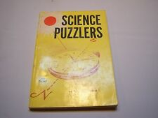 Science Puzzlers by Martin Gardner (1960, Paperback)