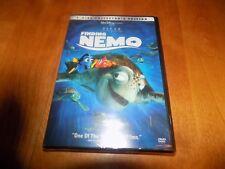 Finding Nemo 2-Disc Collectors Edition Walt Disney Pixar Dvd Set Sealed New