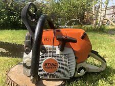 "Stihl MS441 Petrol Pro Chainsaw - 18"" Bar & Chain - Serviced"