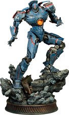 "SIDESHOW COLLECTIBLES  GIPSY DANGER PACIFIC RIM 20"" INCH STATUE NEW"