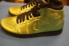 Nike Air Jordan 1 AJ Anodized Green 414823 301 Mens Shoes Sneaker~OBO~FS~