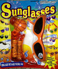 SUNGLASSES WITH TOYS- BASKETBALL THEME WITH FAN