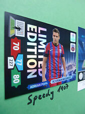 Champions League Popa Steaua Bukarest 13 14  limited edition Panini Adrenalyn