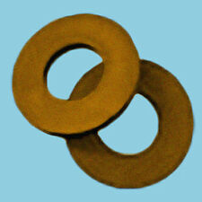 BROWN FIBER WASHER, THICK, COUPLER MOUNTING, QTY 48
