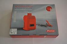 Caricabatteria dispositivo di prova FRONIUS acctiva EASY 1206 Nuovo/Scatola Originale