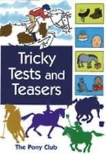Tricky Tests and Teasers by Annie Horwood (Paperback, 2006)