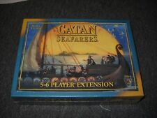 Catan: Seafarers 5-6 Player Extension Expansion Mayfair Games #3064 SEALED & NEW