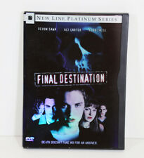 Final Destination (DVD, 2000) Excellent Condition