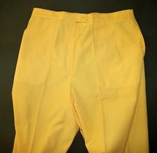 KORET--- WOMAN'S CASUAL PANTS--SUNNY YELLOW  -- SZ 16