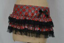 Tartan Rara Micro Mini Skirt Leg Avenue Net