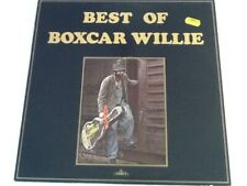 Boxcar Willie LP - Best of Boxcar Willie. Nr Mint Condition.