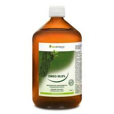 Biotraxx DMSO Organisches Lösungsmittel  99.9% in 1 Liter Medizin-Glasflasche