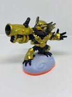 Skylanders GIANTS Character Figure: LEGENDARY JET VAC (orange base)