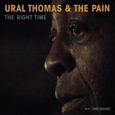 URAL & THE PAIN THOMAS - THE RIGHT TIME   VINYL LP NEW