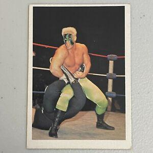 1988 Wonderama NWA #17 Sting Rookie Card AEW Darby Allin Jim Crockett Promotions