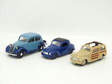 Brumm Sb 1/43 - Set di 3 Fiat (B)