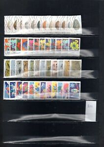 2021 - 2020  LOT TIMBRE FRANCE 4 SERIES COMPLETES ..