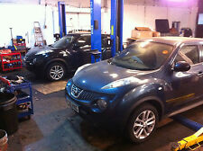 NISSAN JUKE 1.6I CVT  automatic auto gearbox  SUPPLY & FIT 2010-2015 ALL IN