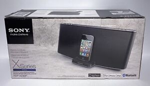 SONY iPhone iPod Speaker Dock Bluetooth with Remote X Series RDP-X200iP