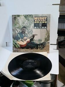 Muddy waters Brass and The Blues 12 Inch record