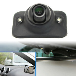 Waterproof Auto Front Rear View Camera 170° Light Sensitive LED Night Vision