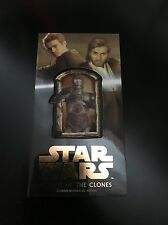 Star Wars 3D Widevision Attack of the Clones C-3PO Bronze Patch MP-3 #48/50