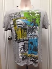 VINTAGE OP SURFING T SHIRT SMALL