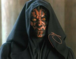 """RAY PARK signed Autograph 20x25 cm """"Star Wars"""" In Person"""