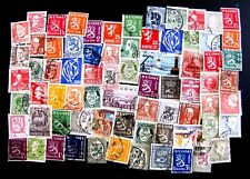 WORLD ASSORTMENT OF ABOUT 70 STAMPS - DUPLICATES (SEE ITEM DESCRIPTION)