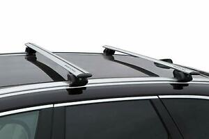 BRIGHTLINES Roof Rack Luggage Cross Bars Compatible with Buick Enclave 2018-2021