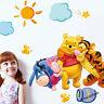 WINNIE THE POOH AND FRIENDS WALL STICKER DECAL NURSERY/KIDS ROOM DECOR New UK