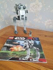 Lego Star Wars 7657 AT-ST (100% Complete) with instructions and minifigure
