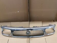 98 99 00 01 MERCURY MOUNTAINEER  CHROME GRILLE GRILL OEM