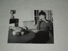 RENATA MAURO-FOTOGRAFIA  ORIGINALE ANNI'60 MISURA CM.20,00 X 25,50 QUINTA