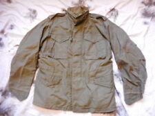 1972 ALPHA INDUSTRIES USA US army issue M65 M 65 COAT FIELD jacket VIETNAM OG ML