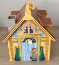 Meeneem poppenhuis / maison de poupée portable / take away dollhouse * Playmobil