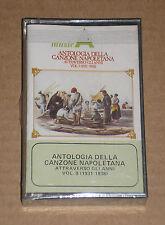 ANTOLOGIA DELLA CANZONE NAPOLETANA VOL. 9 (1931-1938)- MUSICASSETTA MC SIGILLATA