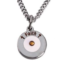 Mustard Seed Necklace Faith Silver Christian Sterling Gifts