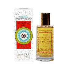 Terre d'Oc 100% Organic Pure Argan Multipurpose Oil 50ml Argania Spinosa Kernel