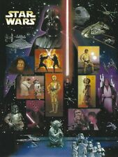 2007 Star Wars sheet of 15 – 41c stamps. (SC #4143) MNH