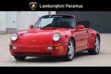 New listing  1992 Porsche 911 Cabriolet