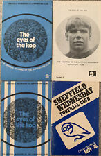 More details for 4 x sheffield wednesday supporters club books