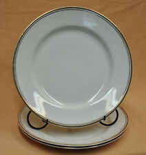 "Johnson Bros 9"" Dinner Plates England Stoneware China Chip Craze Damage Pictures"