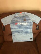 Nike Chelsea Football Club Yakohama Tyres Soccer Team Youth Unisex Size Xl Nwt