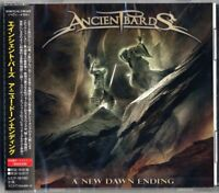 ANCIENT BARDS-A NEW DAWN ENDING-JAPAN CD BONUS TRACK F75