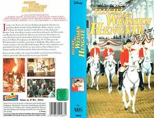 (VHS) Flucht der weißen Hengste - Robert Taylor, Lilli Palmer, Curd Jürgens