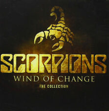 SCORPIONS WIND OF CHANGE THE COLLECTION CD ROCK 2013 NEU