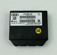 Audi Control Unit Ambient light Module ECU 4H0907412 OEM