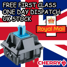 1 x NEW Cherry MX Blue Switches Replacement Tester Genuine Cherry UK Stock